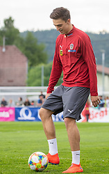 02.06.2018, Woerthersee Stadion, Klagenfurt, AUT, ÖFB Nationalteam, Training, im Bild Albert Vallci (AUT) // Albert Vallci of Austria during a Trainingssession of Austrian National Footballteam at the Woerthersee Stadion in Klagenfurt, Austria on 2018/06/02. EXPA Pictures © 2019, PhotoCredit: EXPA/ Johann Groder