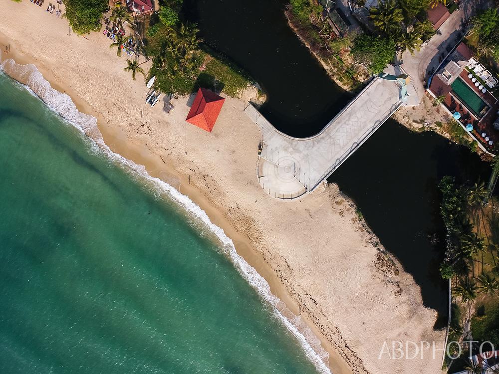 Lamai Samui Thailand Drone Aidan Dockery Photography