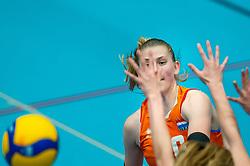 Elles Dambrink of Netherlands in action during the Women's friendly match between Belgium and Netherlands at Topsporthal Beveren on may 09, 2021 in Beveren, Belgium (Photo by RHF Agency/Ronald Hoogendoorn)