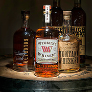 Fine spirits of the American West.