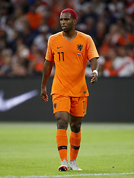 Ryan Babel of Holland during the International friendly match match between The Netherlands and Peru at the Johan Cruijff Arena on September 06, 2018 in Amsterdam, The Netherlands