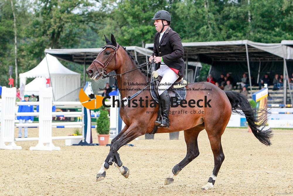 , Warendorf - Bundeschampionate  01. - 05.09.2010, Chantal 261 - Plath, Andre