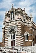 The Capuchin Church of our Lady of Lourdes, Rijeka, Croatia