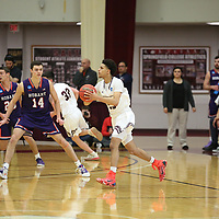 Men's Basketball: Springfield College Pride vs. Hobart and William Smith Colleges Statesmen