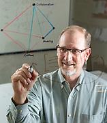 David Williamson Shaffer, Epistemic Analytics. (Photo © Andy Manis)