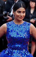 Farhana Bodi at the Opening Ceremony and The Dead Don't Die gala screening at the 72nd Cannes Film Festival Tuesday 14th May 2019, Cannes, France. Photo credit: Doreen Kennedy