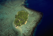 Motu, Tahiti, French Polynesia<br />