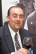 Jean-Christophe Piccinini, owner and winemaker of Domaine Piccinini, Minervois La Liviniere, Languedoc, France Livinière
