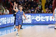 Marco Spissu<br /> Nazionale Italiana Maschile Senior  - Italia Italy <br /> 2021 FIBA 2021 Eurobasket Qualifiers<br /> FIP 2020<br /> Napoli, 20/02/2020<br /> Foto G.Pappalardo/ Ciamillo - Castoria
