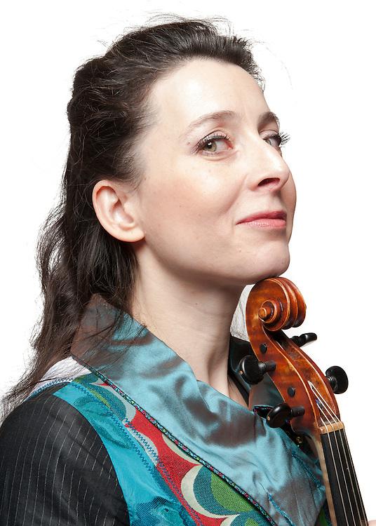 Ensemble Les Talens Lyriques:  portraits of the musicians (white background)