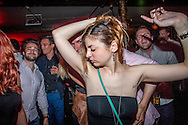 ELECTRO SWING CLUB: Expect sounds of the Electro Swing, Glitch Hop, Ghetto Funk, Drum and Bass Swing, Reggae remix, Soul Remix, and much more <br /> <br /> LOUIS PRIMA - Electro Swing Revolution - Berlin <br /> DJ KOBAYASHI - Gypsy Hill – Israel<br /> DR MALAKA – Nowhere / Go Mad – Espania <br /> CATJAM SWING – Glitch Hopland<br /> DJ TOFU – Shangri Las/ Island Records – Greece <br /> <br /> Jumping Vintage Remix and marvellous mashed music from the Soul of dance. London, Sat. 18 June, 2016. (Photos/Ivan Gonzalez)