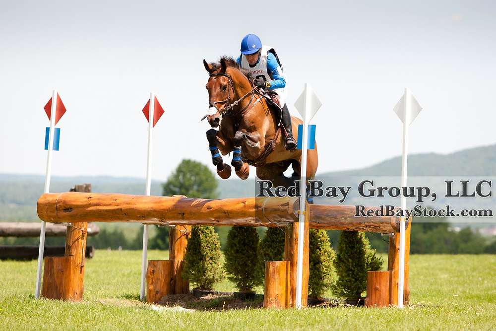 Phillip Dutton and Atlas at the 2012 Bromont CCI Three Day Event in Bromont, Quebec.