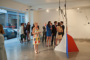 ANNE LUCEY, Pilar Ordovas hosts a Summer Party in celebration of Calder in India, Ordovas, 25 Savile Row, London 20 June 2012