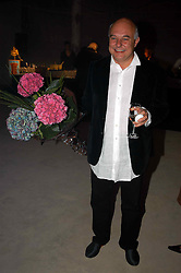 Designer ROLF SACHS at an exhibition of work by Rolf Sachs - a unique world-renowned contemporary furniture designer, held in association with the Louisa Guinness Gallery and held at 250 Brompron Road, London on 6th October 2004.<br />