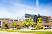 School of Medicine and Public Health. (Photo © Andy Manis)