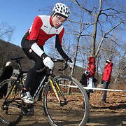 Connor Walsh in action during the Cyclo-Cross, Supercross Cup 2013 UCI Weekend at the Anthony Wayne Recreation Area, Stony Point, New York. USA. 24th November 2013. Photo Tim Clayton