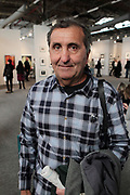 April 8, 2018-New York, New York-United States: Photographer/Author Pete Souza attends the Photography Show presented by AIPAD held at Pier 94 on April 8, 2018 in New York City. The Photography Show, held at Pier 94, is the longest-running and foremost exhibition dedicated to the photographic medium, offering contemporary, modern, and 19th century photographs as wells photo-based art, video and new media.(Photo by Terrence Jennings/terrencejennings.com)