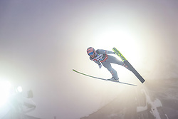 10.12.2020, Planica Nordic Centre, Ratece, SLO, FIS Skiflug Weltmeisterschaft, Planica, Einzelbewerb, Qualifikation, im Bild Stefan Kraft (AUT) // during the qualification for the men individual competition of FIS Ski Flying World Championship at the Planica Nordic Centre in Ratece, Slovenia on 2020/12/10. EXPA Pictures © 2020, PhotoCredit: EXPA/ Tadeusz Mieczynski