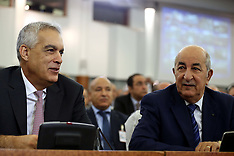 Algiers - Government Walis Meeting At Palais Des Nations - 12 Nov 2016