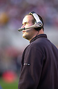 Minnesota Vikings coach Mike Tice during 18-17 loss to the Arizona Cardinals at Sun Devil Stadium at Sun Devil Stadium in Tempe, Ariz. on Sunday, Dec. 28, 2003.