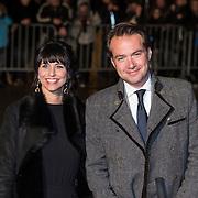 NLD/Scheveningen/20131130 - Inloop concert 200 Jaar Koningrijk der Nederlanden, Sandra Schuurhof en Antoin Peeters