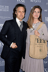 November 2, 2016 - New York, New York, USA - David Lauren and Lauren Bush attend the WSJ Magazine Innovator Awards 2016 at Museum of Modern Art on November 2, 2016 in New York City. (Credit Image: © Future-Image via ZUMA Press)