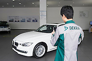Dekra Corporate photos taken on 17 March 2016 in Shanghai, China. Photo by Lucas Schifres/Pictobank
