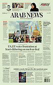 September 25, 2021 - ASIA-PACIFIC: Front-page: Today's Newspapers In Asia-Pacific