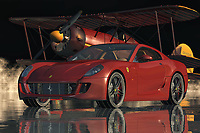 One way of looking at this Ferrari 599 GTB Fiorano from 2006 is to view it as a Ferrari with a Ferrari engine, but the high-end version adds an expensive wing and rear wings. Also added are wider fenders and wider tires that make the car appear fast. This Ferrari 599 GTB Fiorano from 2006 is a high-end car for those who have money, naturally. The basic performance statistics indicate a low-budget car for those of us who like to stick to budget cars. However, is this a high-end Ferrari for you, the common man?<br /> <br /> With its new four-wheel-drive system, the Ferrari 599 GTB Fiorano from 2006 knows it is meant for racing, and not street driving. This makes for some interesting modifications to your standard car. The parts are expensive, but some of them can be purchased on eBay if you can stomach the price. Performance modifications, however, are illegal, so you may need a license to perform these modifications. This isn't the cheapest way to modify your car, though.<br /> <br /> On the other hand, the Ferrari has top-class performance. It boasts 4 cylinders, a wet sump, and a turbocharged engine. It can take the chrome plating to great lengths because of its carbon-fiber front bumper. If you think your car deserves the new, expensive look, then purchase the Ferrari 599 GTB and show the world what you mean.