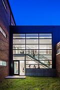 School of Dance at University of North Carolina Greensboro | VINES Architecture | Greensboro, North Carolina