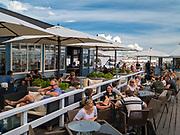 """""""Contrast Cafe"""" na Bulwarze Nadmorskim w Gdyni"""