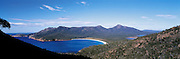 Wine Glass Bay - Freycinet National Park -Tasmania