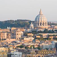 Rome in June