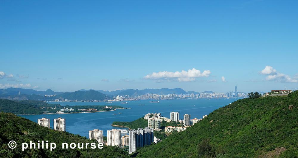 Discovery Bay and Hong Kong