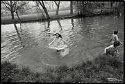 May morning Oxford. 1 May 1983.