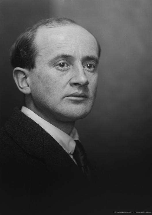R A Wilson, painter, 1923