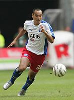 Naohiro Takahara<br /> <br /> Fussballspieler Hamburger SV<br /> Norway conly