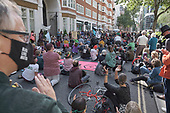 London Climate Protests