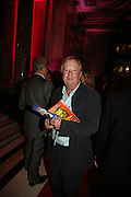 Tim Brook Taylor. Opening of Spamalot at the Night Palace Theatre and afterwards at Freemasons Hall Gt. Queen St.  London. 17 October 2006. -DO NOT ARCHIVE-© Copyright Photograph by Dafydd Jones 66 Stockwell Park Rd. London SW9 0DA Tel 020 7733 0108 www.dafjones.com