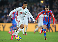 Sheffield United's Lys Mousset during the Premier League match at Selhurst Park, London. Picture date: 1st February 2020. Picture credit should read: Paul Terry/Sportimage