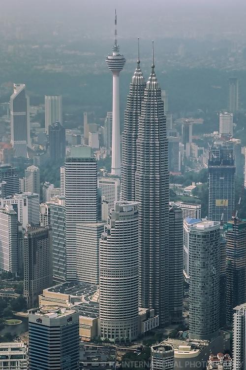 Petronas Towers & KL Tower