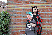 Woman knitted life-size replica of her teenage son because he didn't want to cuddle her any more