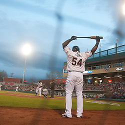 Wily Mo Pena, 2011. Photo by David Calvert/Reno Aces