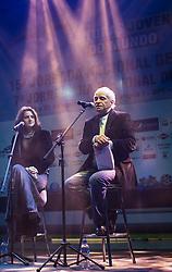 O jornalista, escritor, roteirista, cronista Ignácio de Loyola Brandão Jornada de Literatura de Passo Fundo. FOTO: Jefferson Bernardes/Preview.com