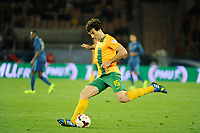 Australia's Mile Jedinak in action during the International football Friendly Game 2013/2014 between France and Australia on October 11, 2013 in Paris, France. Photo Jean Marie Hervio / Regamedia/ DPPI