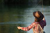 Fly Fishing w/ Cherokee Fly Girl ('18)