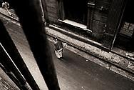 Lonely Man, 1993. Havana, Cuba. ©Ciro Coelho.