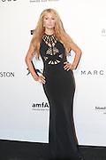 HONGKONG, CHINA - MARCH 14: (CHINA OUT) <br /> <br /> AmfAR Charity Gala In Hongkong<br /> <br /> American model, singer and actress Paris Hilton attends amfAR charity gala on March 14, 2015 in Hongkong, China. <br /> ©Exclusivepix Media
