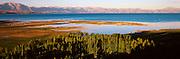 TURKEY, EASTERN AREAS Lake Van and fertile coastal plain