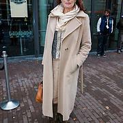 NLD/Amsteram/20121024- Presentatie biografie Joop van den Ende, Liz Snoijink